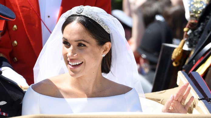 Meghan Markle's Official Royal Bio Mentions