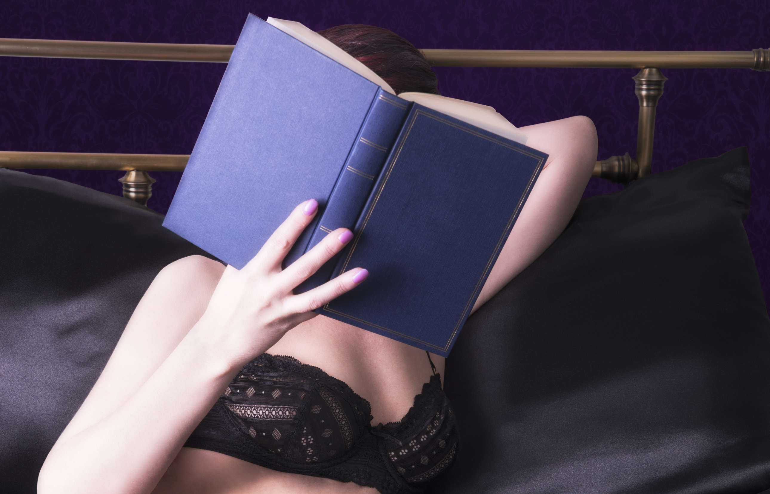 Erotic excerpts from books