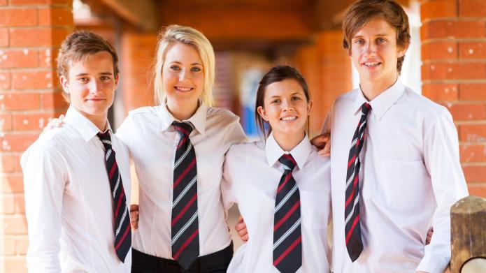 School uniform? Here's how to create