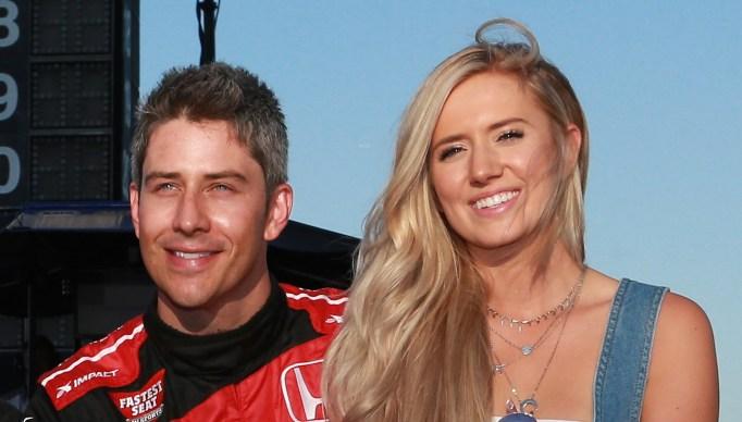 Arie Luyendyk Jr. and Lauren Burnham