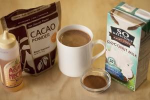 Valentine's Day: Steamy Hot Cocoa