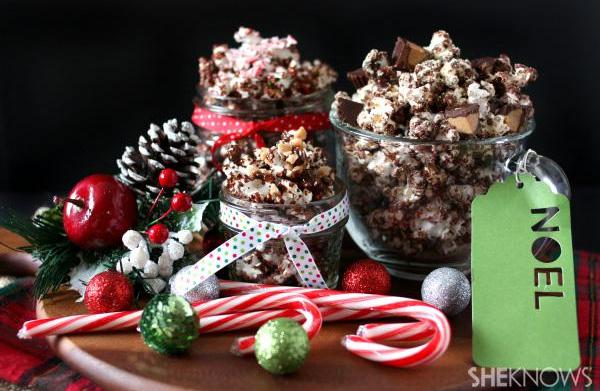 3 Holiday popcorn recipes