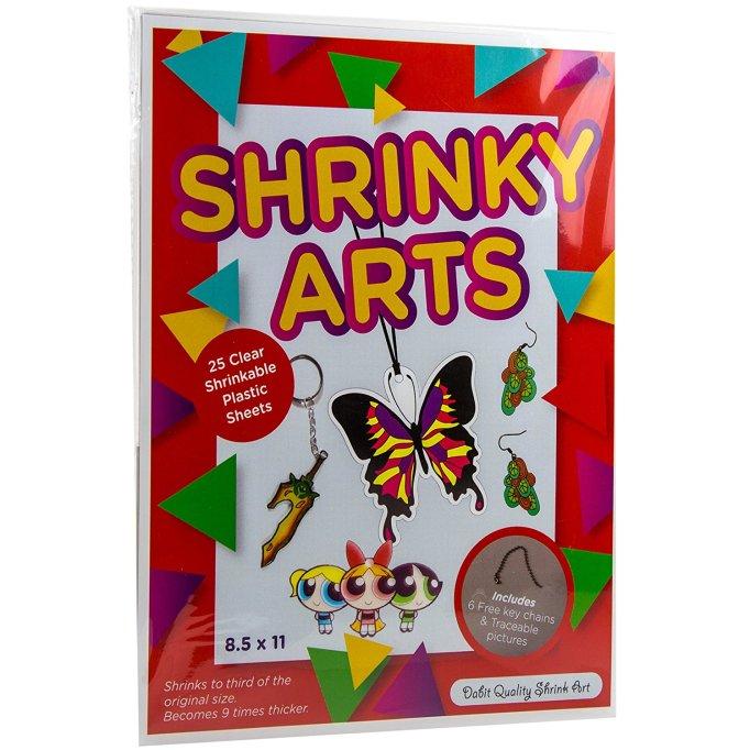 Shrinky Arts Kit