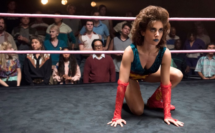 The Real Women Who Inspired GLOW