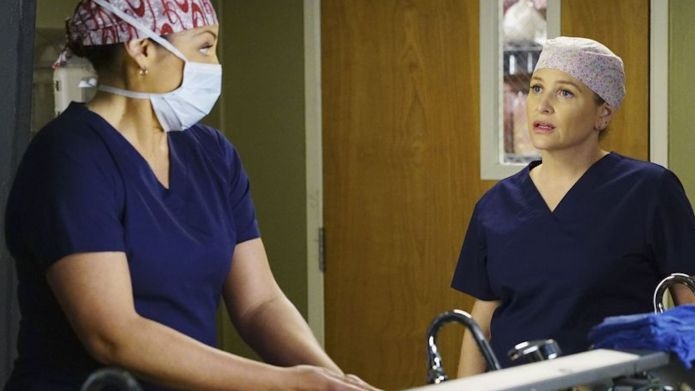 Grey's Anatomy: Can Callie and Penny