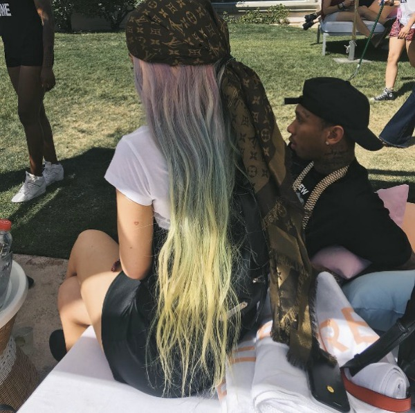 Kylie Jenner and Tyga dissed by Drake
