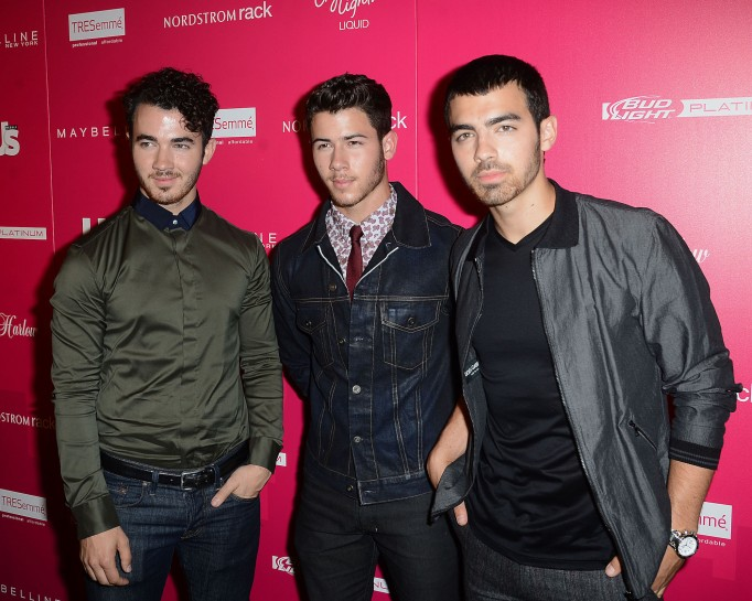 Hollywood's most talented siblings: the Jonas brothers