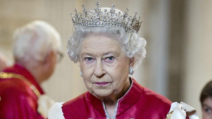 Queen Elizabeth II Talks About One