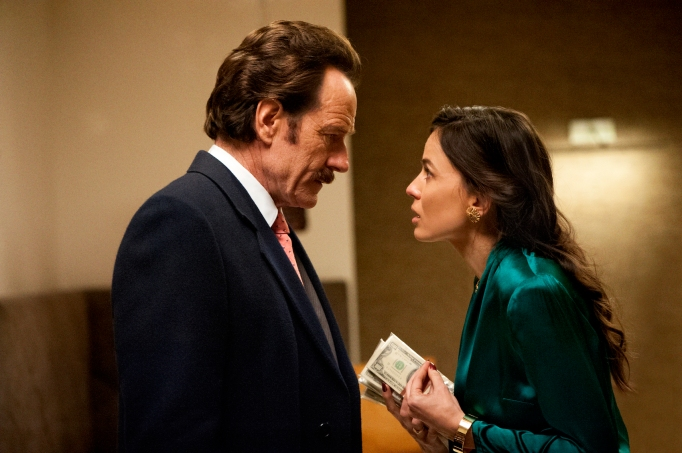 Bryan Cranston is The Infiltrator