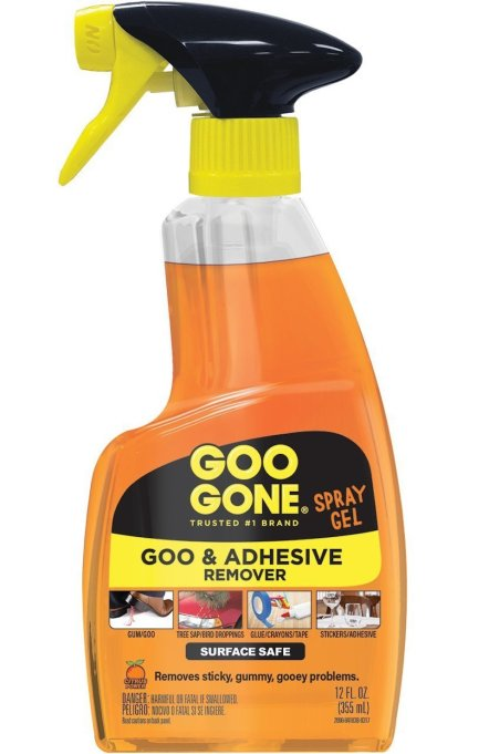 Goo Gone Spray Gel Fresh Citrus
