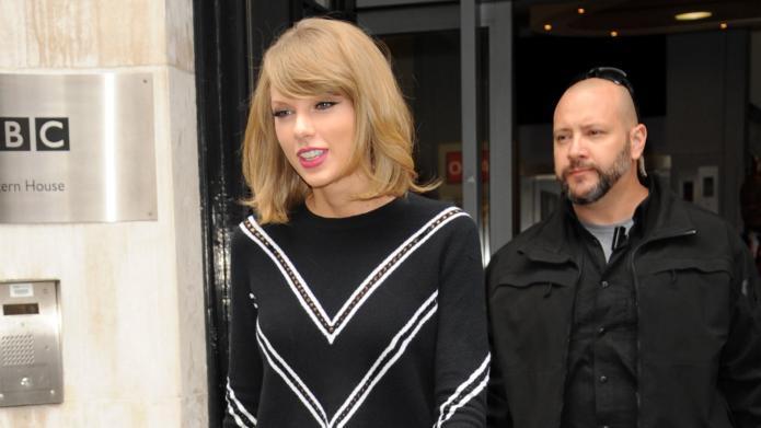 Taylor Swift won't be singing any