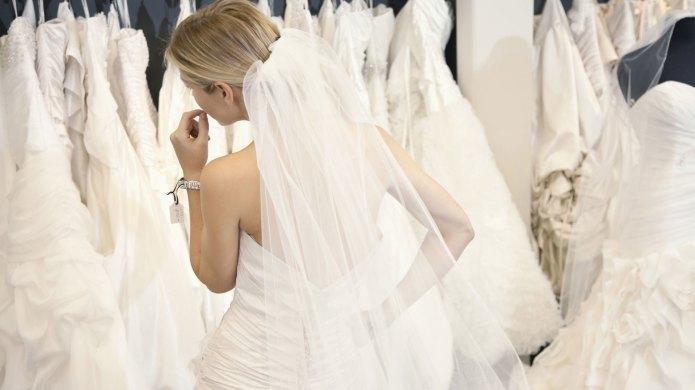 A bride's guide to wedding dress
