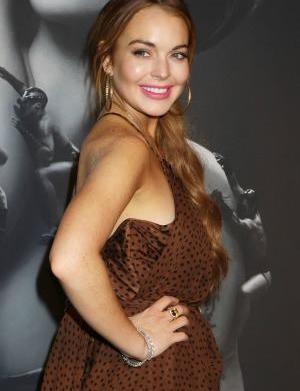 "Lindsay Lohan ""harassed"" her way into"