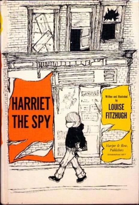Books for girls: Harriet the Spy