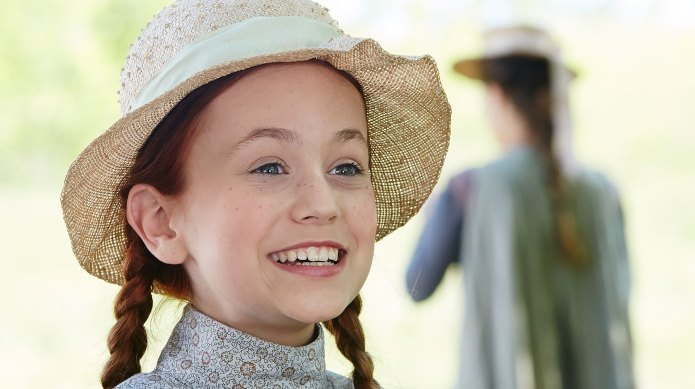 Anne of Green Gables' Anne Shirley