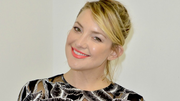 Kate Hudson reveals the one decision