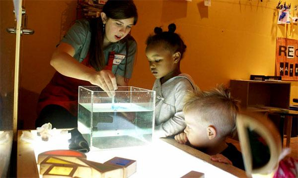 Seattle Children's Museum: Wonders around every