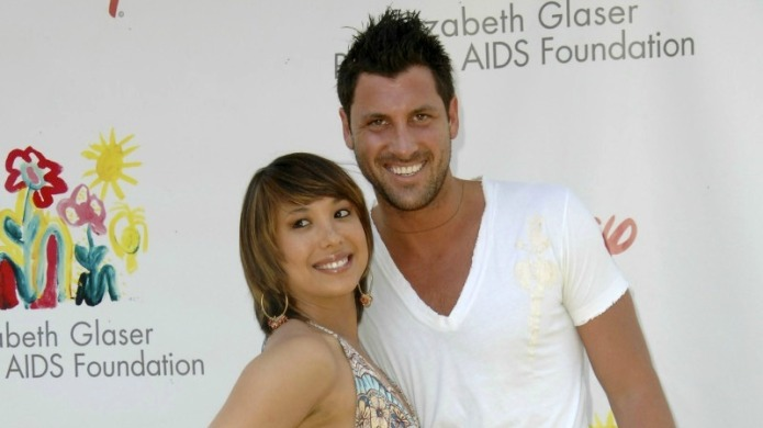 Cheryl Burke stirs the pot with