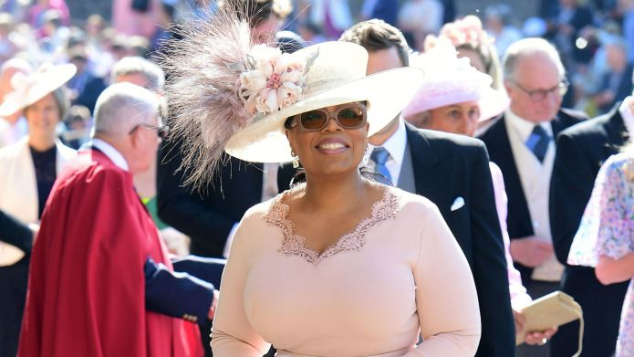 Oprah Winfrey, Royal Wedding
