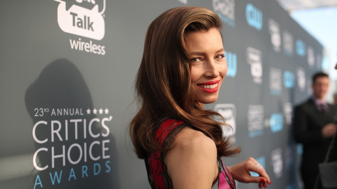 Jessica Biel attends The 23rd Annual