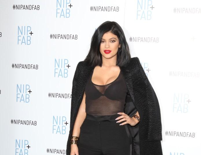 Kylie Jenner responds to the 'blackface'
