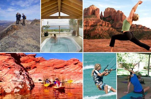 Top fitness travel destinations