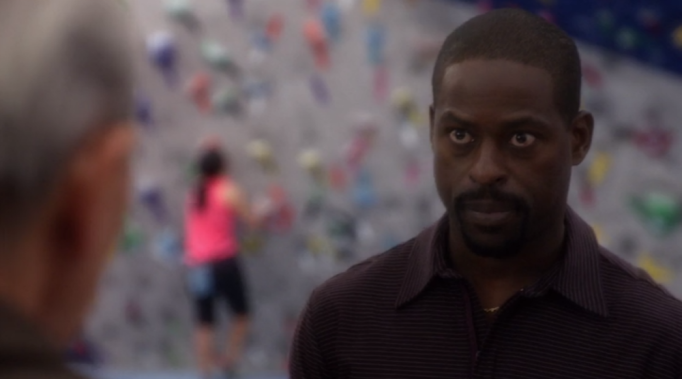 Sterling K. Brown on 'NCIS'