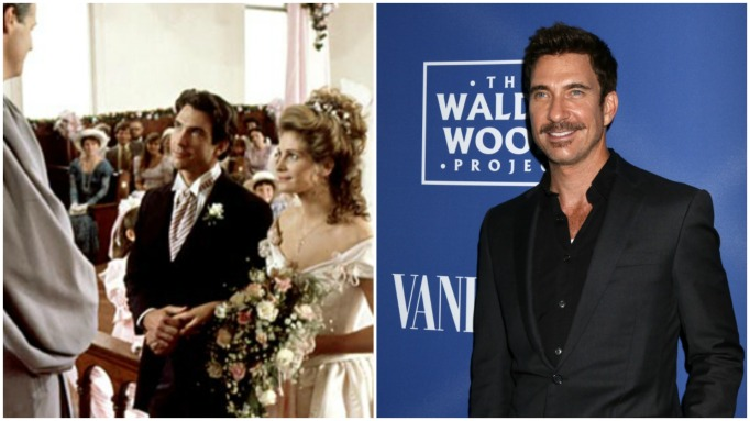 Steel Magnolias Where Are They Now Dylan McDermott
