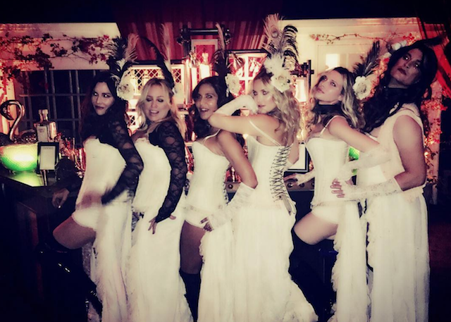How celebs throw Halloween parties: Kate Hudson