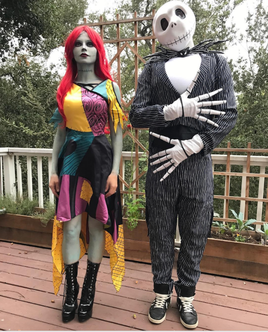 Best celebrity Halloween costumes 2017: Jenna Dewan & Channing Tatum