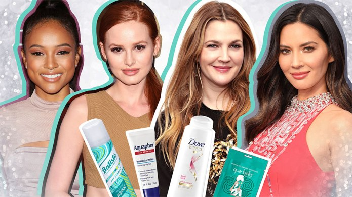The Drugstore Beauty Products Celebrities Genuinely