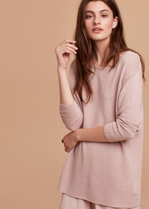 Summer Sweaters: Wilfred Blanchard Sweater   Summer fashion 2017