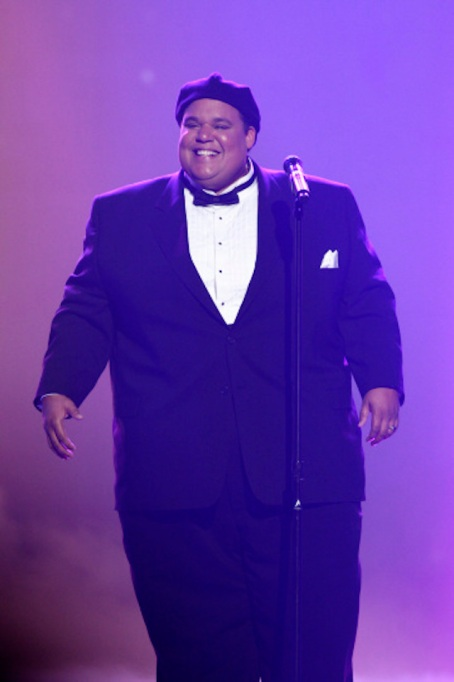 Photo of Neal Boyd on 'America's Got Talent'
