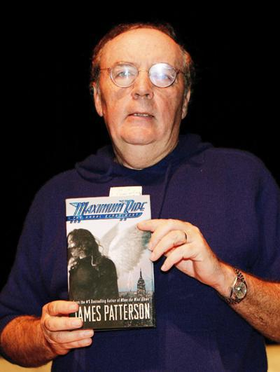Author supports the troops with literature
