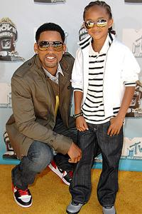 Will Smith and Jaden Smith to