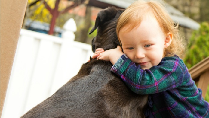 Why pets make better confidantes for