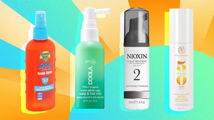Best Scalp Sunscreens for Summer: