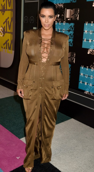 Kim Kardashian 2015 VMAs