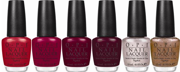 OPI's Muppet Holiday Collection