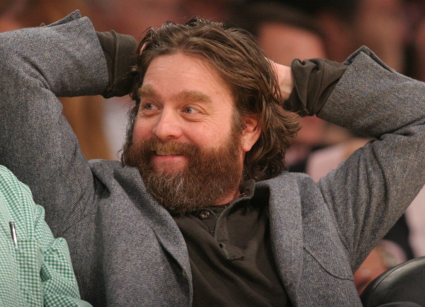 Zach Galifianakis to host SNL