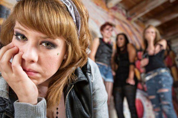 Peer pressure for teenagers during high