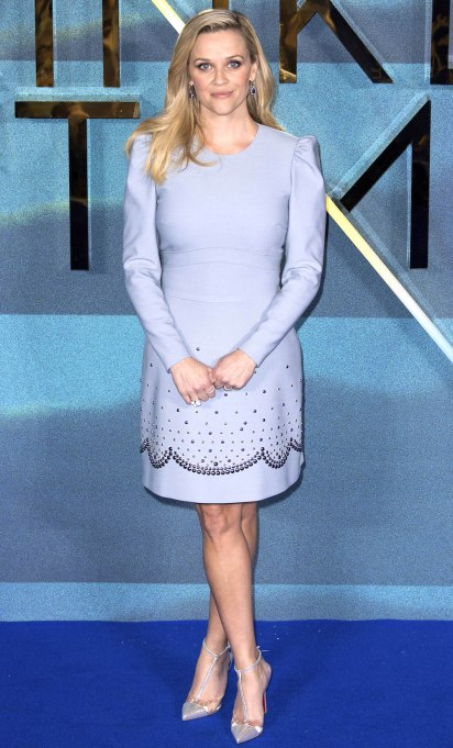 Reese Witherspoon A Wrinkle in Time premiere