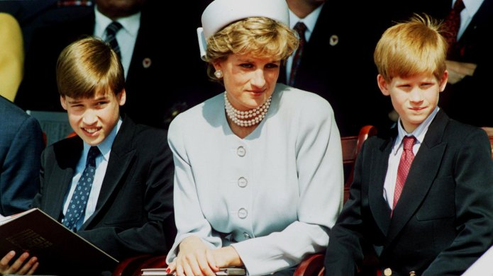 Princess Diana Legit Gave Prince William