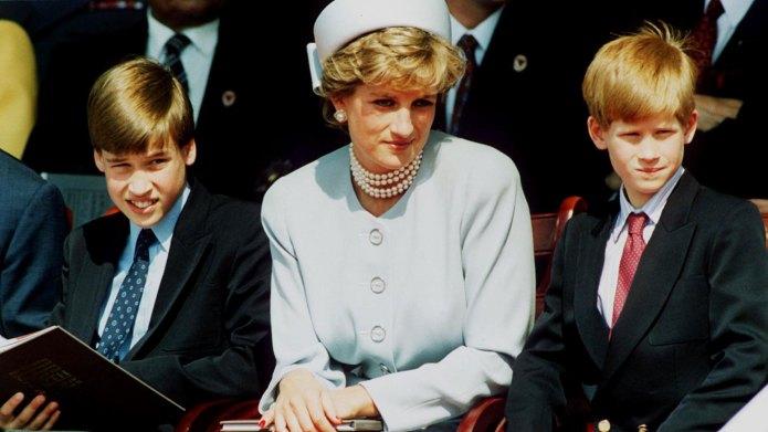 Princess Diana Legit Gave Prince William
