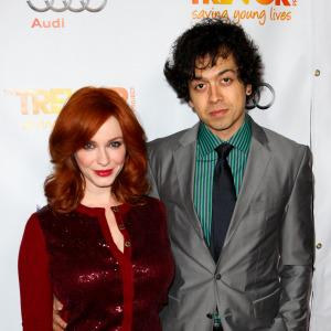 Christina Hendricks has no interest in