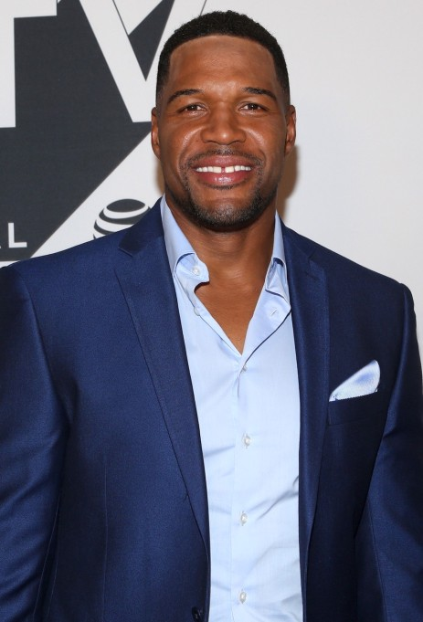 Michael Strahan in 2017