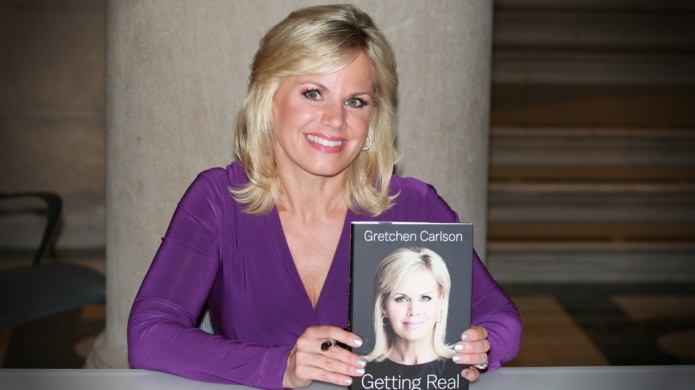 Gretchen Carlson is getting the Twitter