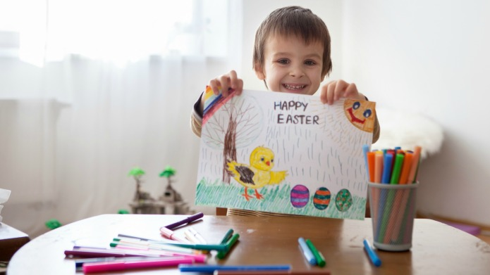 20 Printable Easter-Themed Coloring Pages for