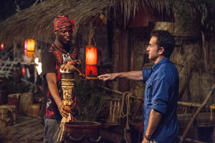 Survivor's Darnell Hamilton tells the story