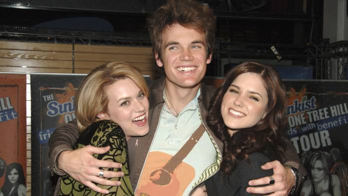 The One Tree Hill Cast Might